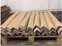 90 X 1.2M 6MM STRONG CARDBOARD EDGE GUARDS