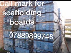 Heavy duty scaffolding boards for sale ideal for builders, farm & equestrian , home DIY