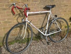 Classic White Retro Rayleigh Sprint- 30 Years Plus For Re Build- Near Sudbury