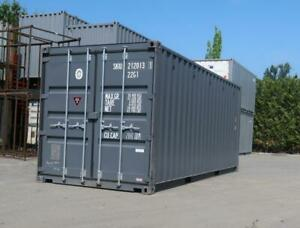 20 Ft New/One-Trip Shipping Container
