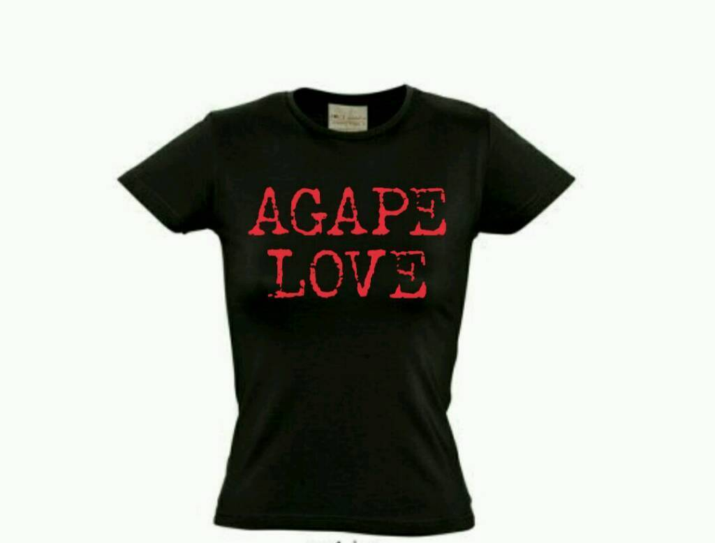 Customised Ladies T-shirt