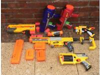 Nerf guns bundle deal