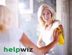 Choose a Reliable Domestic Cleaner, from £12/h - Discount On First 3 Cleans - House Cleaners