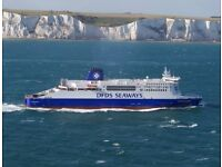 Ferry tickets for normal sized car and 3x people. Dover to France: Sun 17 Jun - Return Mon 18 Jun