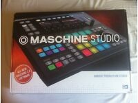 Maschine Studio Black For Sale - Barely Used!!
