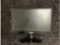 Samsung 18'' LED TV/Monitor/second screen