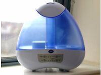 Prem-I-Air Ultrasonic Ioniser Humidifier – EH1144 BNWOB