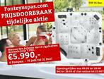 Spas | Jacuzzi Spa Arizona - 7990 Euro Nu 5990,- tot 31 Dec.