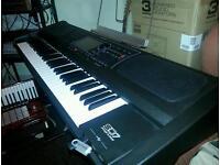 Keyboard - KETRON SD7