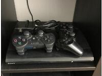 PS3 (256GB) + 2 CONTROLLERS + 19 GAMES (inc MetalGear Solid V, GTA V, Uncharted 1 / 2 / 3) -- £120