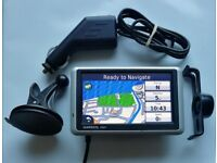 GARMIN nüvi 1300(Traffic) 2019 Map, Speed Cam UK & Ire, North & Mid West EUROPE (no offers, please)