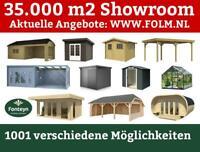 Blockhaus Gartenhaus Carport Pavillon Holzhaus Garage Nordrhein-Westfalen - Emmerich am Rhein Vorschau
