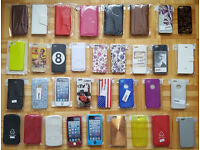 2000 Apple iPhone 5 & 5S Cases Mixed Styles - 10p a Case!!! Joblot Wholesale Car Boot Market Covers