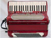 120 Base accordion with Full midi complete with Ketron Expander
