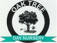 Nursery Nurse / Nursery Practitioner / Nursery Assistant Wanted