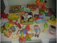 Excellent Baby Toys, Books, Shoes, Clothes for £1 Bargain!