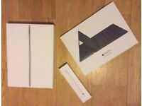 BRAND NEW Apple iPad Product Boxes (iPad Pro Pencil Stylus Keyboard)