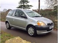 Ideal 1st Car .......Toyota Yaris 1.0 GSI 3dr + Excellent MPG + Cheap Insurance Grouping