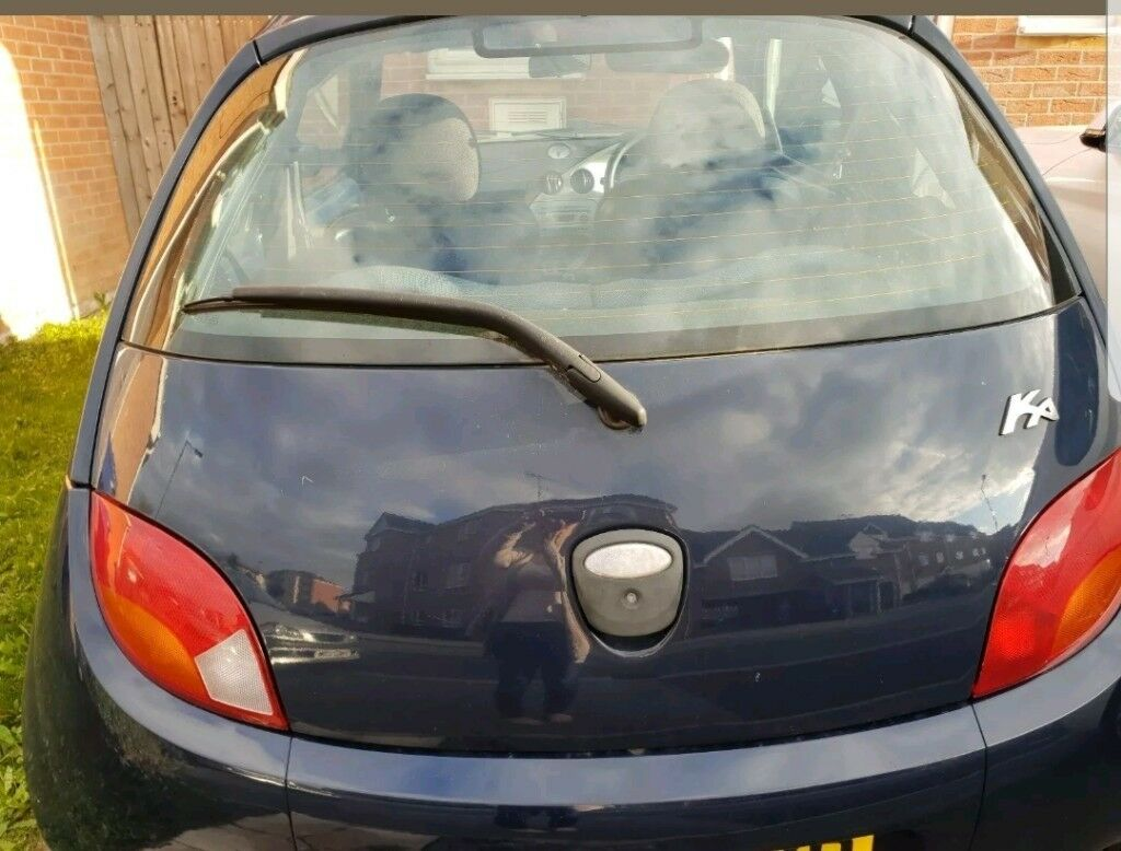 Ford Ka   Front End Damage Spares Repairs
