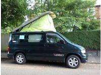 Mazda Bongo AFT, 2.5TD automatic 4x4, 1400,000m, rear conversion campervan, £5000.00 o.n.o