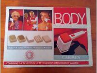 Body CARMEN Deep Heat Massager