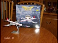 "Model Aircraft Corgi 48505 1:144 D H Comet 4C XS235 ""Canopus"" Limited Edition."