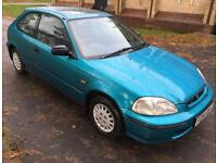 Honda Civic 1.4 Ej9 lovely condition