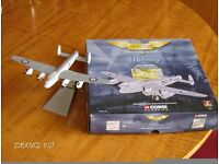Corgi Model Aircraft. 1:144 Avro Lancaster, Coastal Command (Model No 47302)