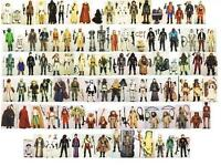 WANTED - Vintage Star Wars Figures / Vehicles / Playsets for collection