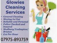Glowies Cleaning Services PLYMOUTH
