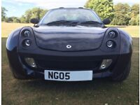 Smart Roadster only 47,000 miles, 3 owners, June 2019 MOT