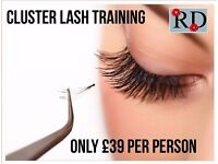 Certified cluster lash training