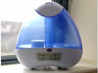 Prem-I-Air Ultrasonic Ioniser Humidifier