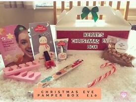 Christmas Eve Pamper Girly Box