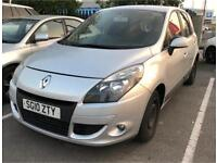 2010 Renault Scenic 1.5 DCI Expression, Full Service History, Timing Belt Changed, MOT Dec 18