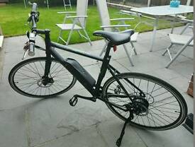 Road legal electric bike Woosh Karoo 15AH lithium battery Warranty May 2017