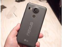 Nexus 5x Black 32GB Unlocked Android 8.0 Oreo LG H791