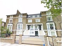Large 1 bed apartment situated in a well maintained Victorian building, Thane Villas, Islington, N7