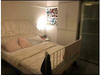 IKEA Leirvik European size bed frame - Free