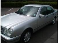 Mercedes E430 1999 automatic 90000 mileage with full service mercedes history new mot