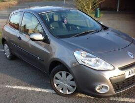 Renault Clio 1.2 Low Mileage 2011