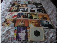 Full set of Lifetimes David Bowie singles very collectable
