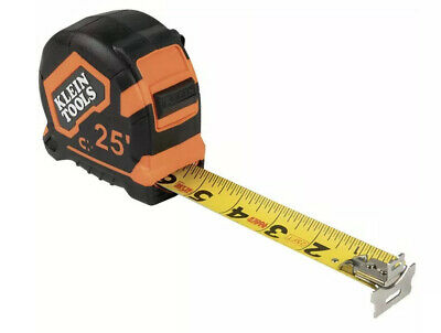 Klein Tools 9225 Double-hook 25 Magnetic Tape Measure 13 Standout