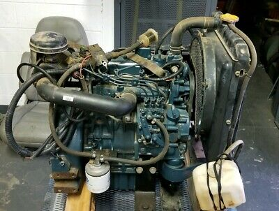 Kubota Good Used D905 Diesel Engine 3 Cylinder