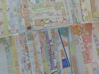 Stationery Memo Paper Sumikko Gurashi San-X cute kawaii writing Lot Sale Gift