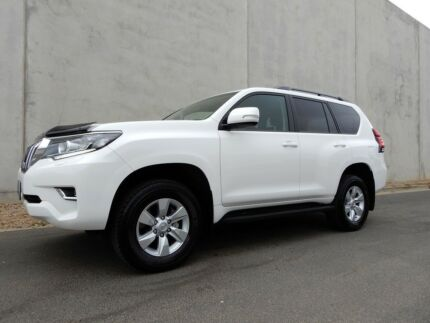 Toyota Landcruiser Prado  SUV Bell Park Geelong City Preview