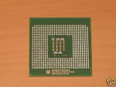 Intel Xeon 3.4Ghz SL7PG 3400DP/1M/800 Mhz