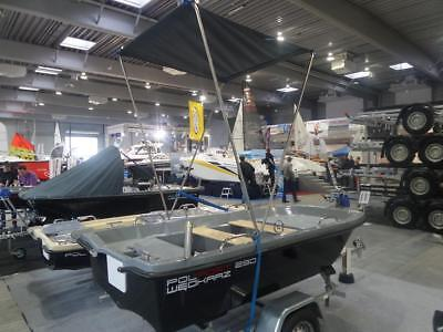 NEW 2018 Rowing boat fishing boat Polport 290 9ft New High Quality Motor Dinghy