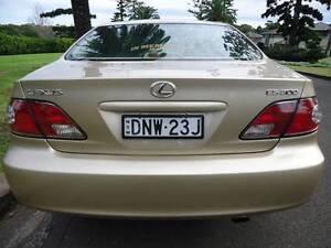 Gold 2003 Lexus ES300 Sedan LUXURY Regents Park Auburn Area Preview