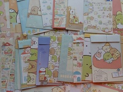 85 pc Stationery Paper Lot Set NOTE MEMO STICKERS cute SALE Deal kawaii gift